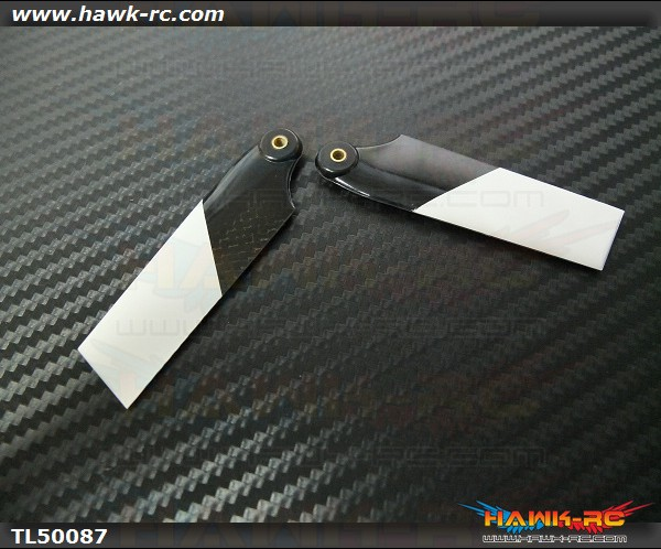 Tarot 500 70mm Carbon Fiber Tail Blade
