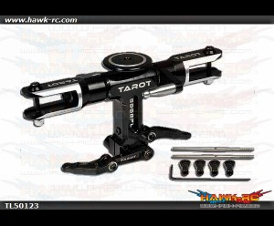 Tarot New Design 500 3G Head For 500E/EFL(Black)