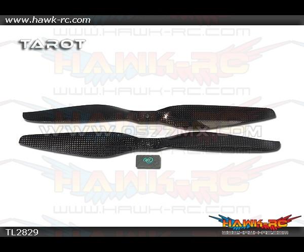 Tarot T Series 1355 High End Carbon Fiber Propeller Set