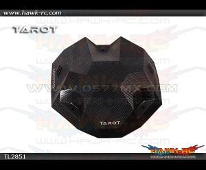 Tarot 680Pro Carbon Fiber Pattern Fiberglass Canopy