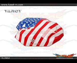 Tarot 680Pro U.S.A Flag Pattern Fiberglass Canopy