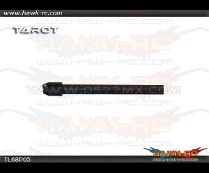 Tarot Φ16 3K Matte Pure Carbon Tube (262mm)