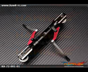 Complete Main Rotor Head Assembly - Agile 7.2