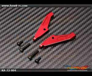 Main Rotor Holder Arm (1 Pair) - Agile 7.2