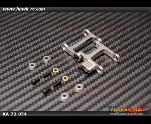 Tail Pitch H-Arm Assembly - Agile 7.2