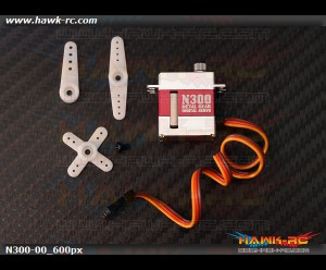 KDS N300 Micro Size Metal Gear Digital Servo