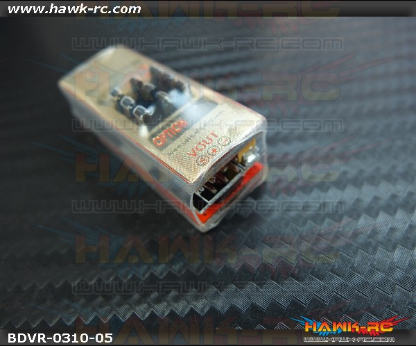 Burst Dual Step Down Regulator (5.2v 6.0v Selectable)