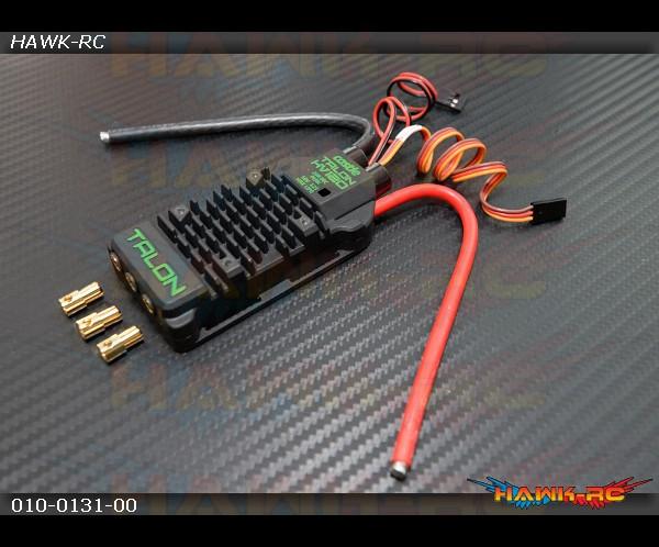 Castle Creations Talon 120HV 120A 12S Max HD BEC