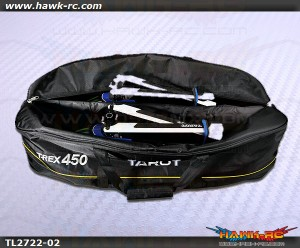 Tarot 450 Size Heavy Duty Heli Carry Bag (Dual 450)