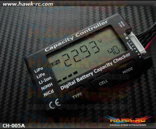 Cell Meter-7S Battery Wattage Checker