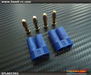 EC5 High Current Connector (Device 2pcs)