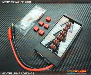 Hawk Creation Para Board T-Plug Pro V2