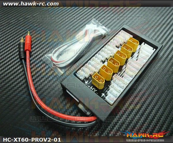 Hawk Creation Para Board XT-60 Pro V2