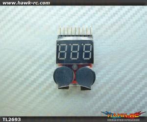Tarot 1-8S Low Voltage Beeper