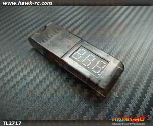 Tarot 2~6S Li-Po Test Meter