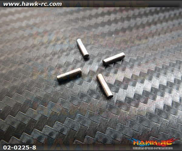 Grooved Pin 2X8 - WARP 360