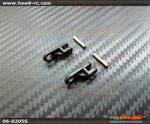 Tail Blade Links w, Pin - WARP 360