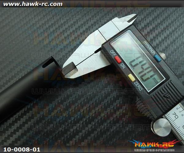Tail Boom 400mm *0.4mm(Thickness) - WARP 360