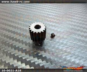 Motor Pulley 18Tx4mm hole - WARP 360