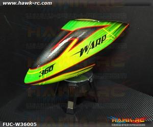 FUSUNO Salva Fiberglass Airbrush Canopy Warp 360