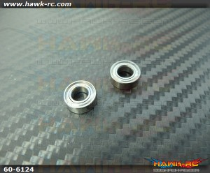 Ball Bearings 6x12x4 - WARP 360