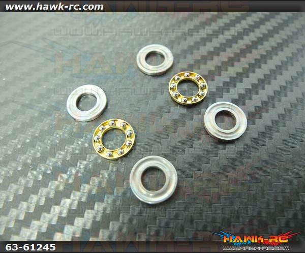 Thrust Bearings 6x12x5 - WARP 360