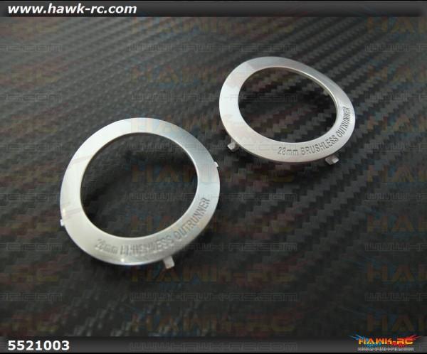 DualSky HORNET 460 H-Arm Ring 2pcs