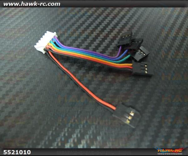 DualSky HORNET 460 Wire Set