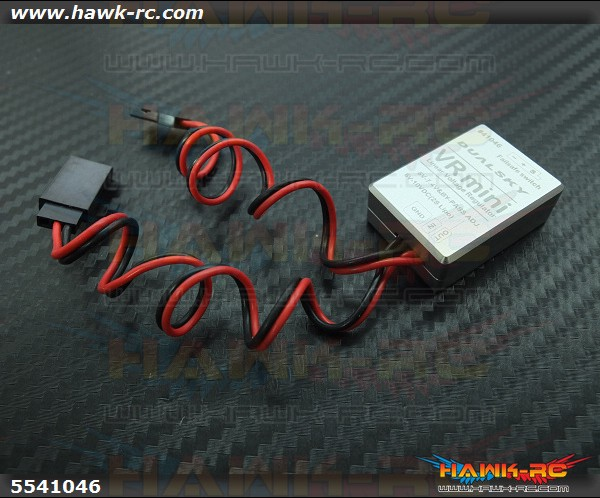 DualSky VR mini Regulartor (Max 10A, V/Adj, FSS Supported)