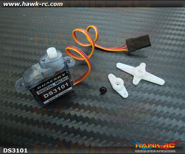DualSky DS3101 Digital Micro Servo (3.7g)