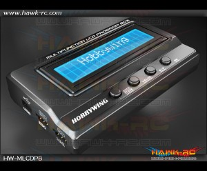 Hobbywing 3in1 Multifunction LCD Program Box