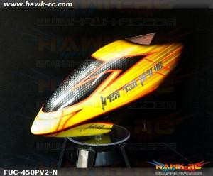 FUSUNO New Design Airbrush Fiberglass Canopy Trex 450Pro V2 Type N