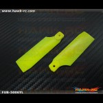 Fusuno Neon Color Tail Blade