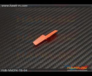 FUSUNO Plastic Propeller 42mm Neon Orange-Nano CPX/V922/Turnigy FBL 100 (1pc)