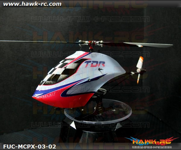... Hawk Creation X Fusuno TDR Canopy For mCP X/BL ... & Hawk Creation X Fusuno TDR Canopy For mCP X/BL