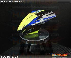 FUSUNO Deadly Field Plastic Canopy Blade Mcpx BL / Mcpx V2