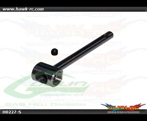 SAB Steel Tail Shaft - Goblin 500/570
