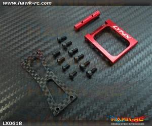 LYNX Tail Upper Case - Red Devil Edition - GOBLIN 500/570