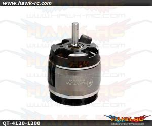 QUANTUM Outrunner Brushless Heli Motor (4120- 1200KV) - Goblin 500
