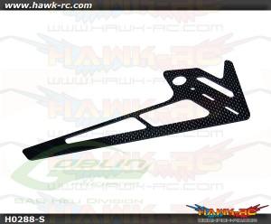 Carbon Fiber Vertical Fin - Goblin 570