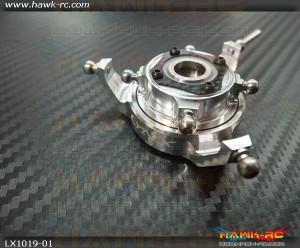 LYNX Ultra Swashplate (Silver) GOBLIN 500/570