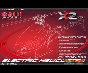 GAUI X2 Formula FES Super Combo