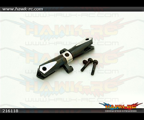 X3 CNC Tail Rotor Grip Assembly