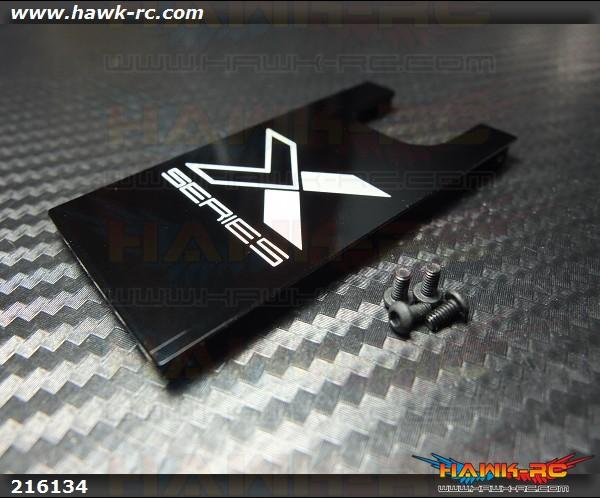 X3 CNC Rear Plate