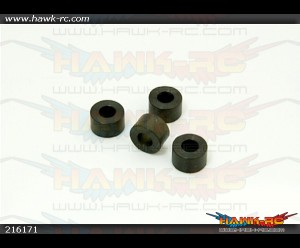X3 Head Damper (Hardness 80, 4pcs)