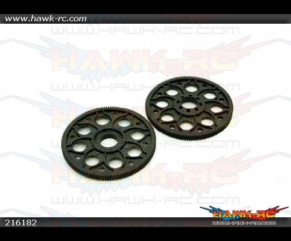 X3 131T Main Drive Gear (2pcs) 216182