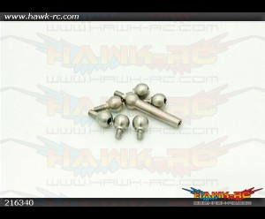 X3 Swashplate Linkage Ball Set (037205)