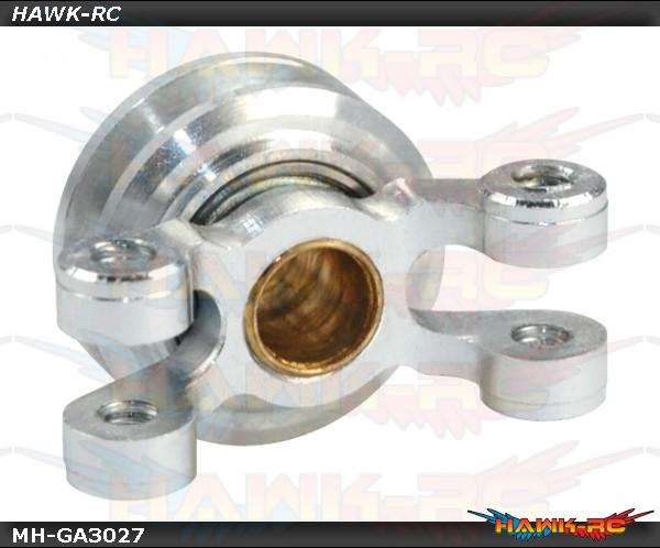 Precision CNC Aluminum Tail Pitch Slider - GAUI X3