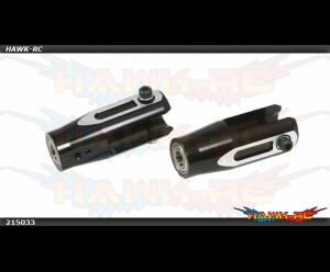 X4 II CNC Main Grip Set (Black Anodized)