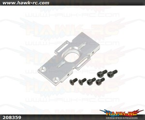 X5 Motor Mount (Silver anodized)